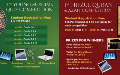 Young Muslims Quiz Competition 2017