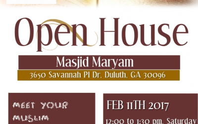 WhyIslam Open House